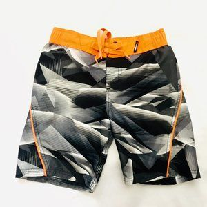 Gerry Pattern Swim Trunks